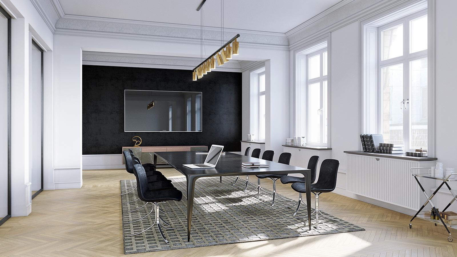 3d Visualisering kontor Stockholm