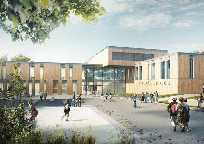 arkitekturvisualisering-exterior-skola-2
