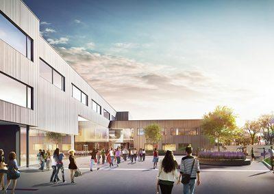 arkitekturvisualisering-exterior-skola-3