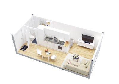 visualisering-bostadsmodul-plan