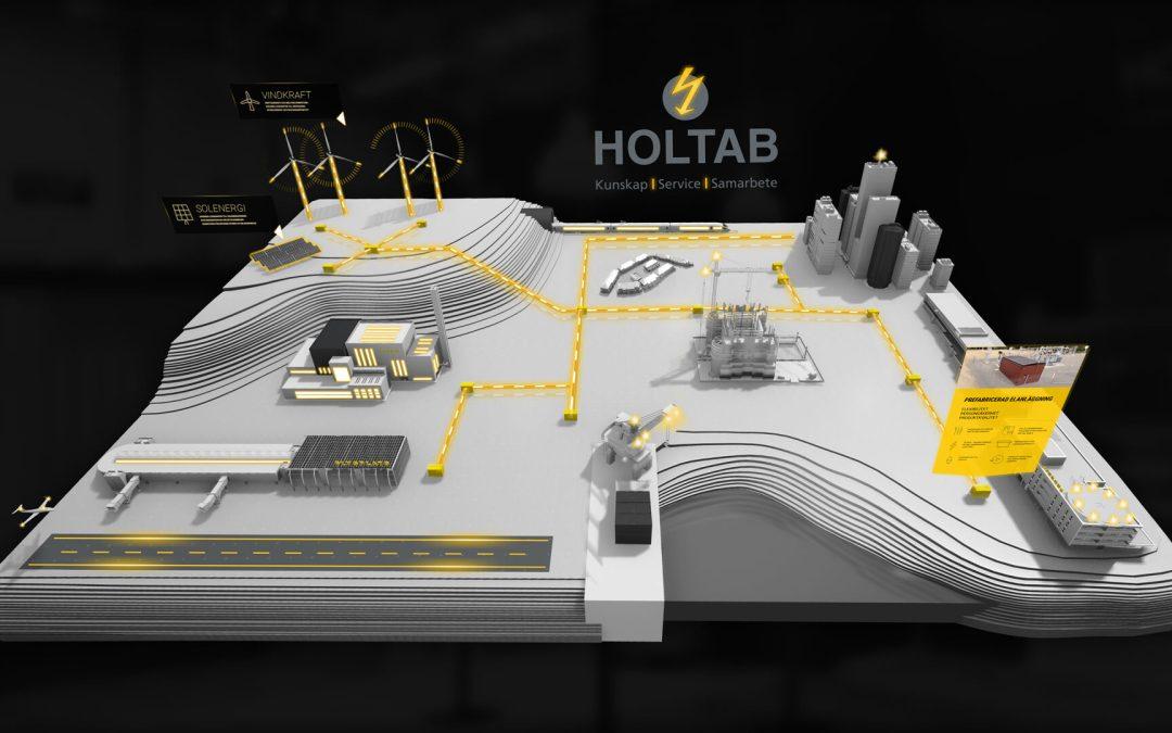 Holtab AR projekt