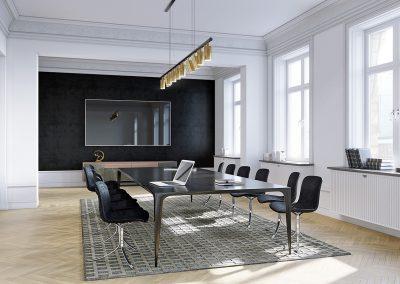 3dVisualisering kontor Stockholm